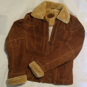 Willsons leather jacket